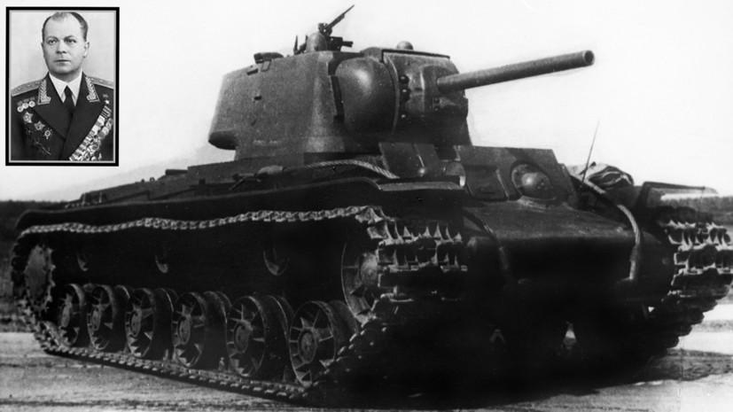 советские тяжелые танки
