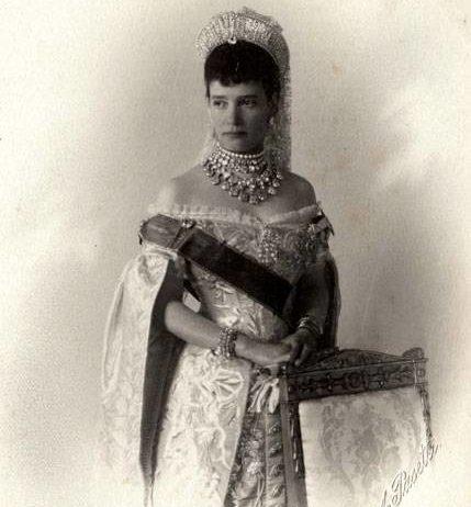 вдовствующая императрица