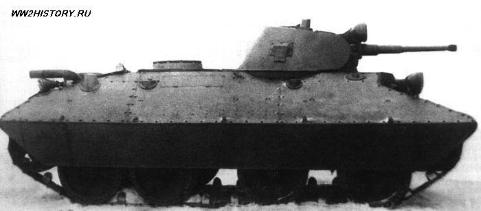 tortoise танк
