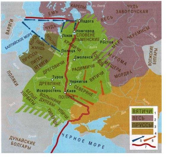 когда появились славяне в восточной европе