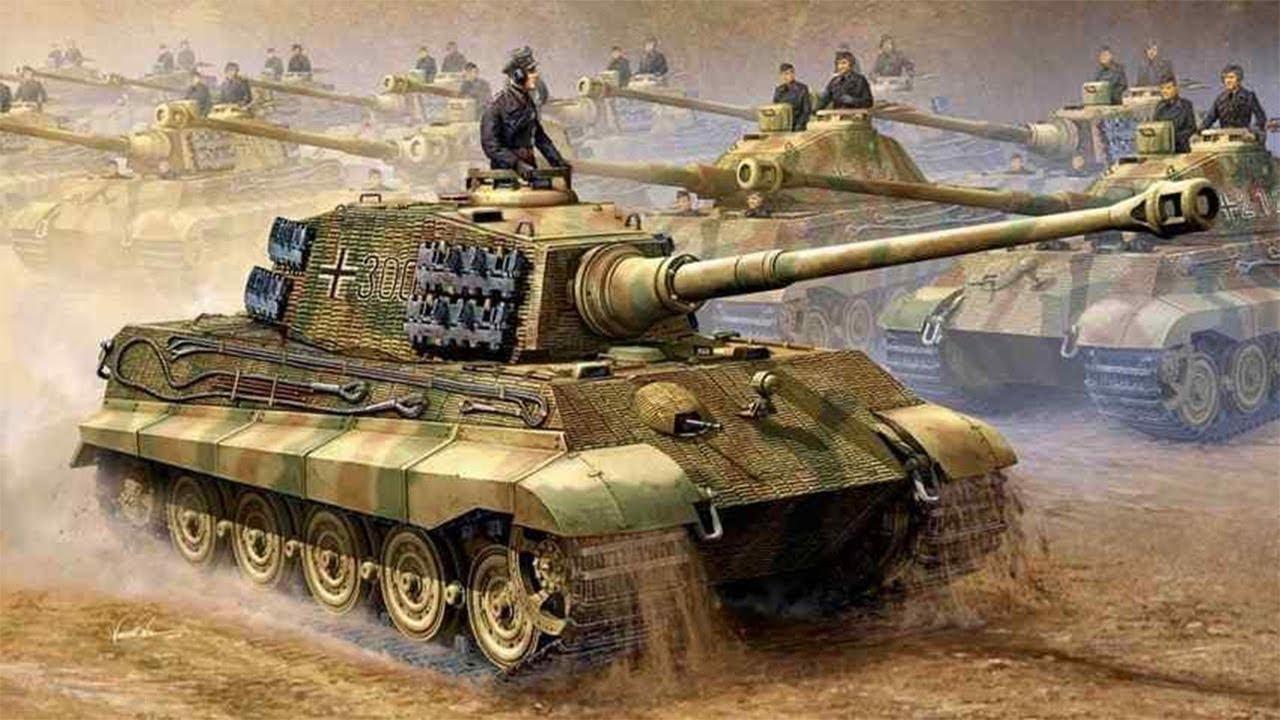 бронетехника вермахта второй мировой войны