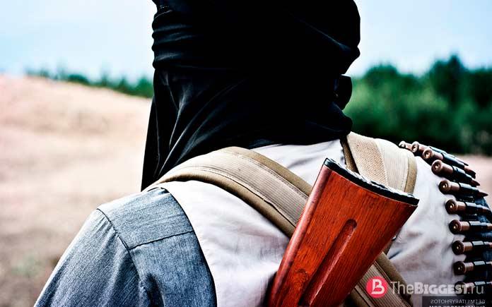 группировки террористов