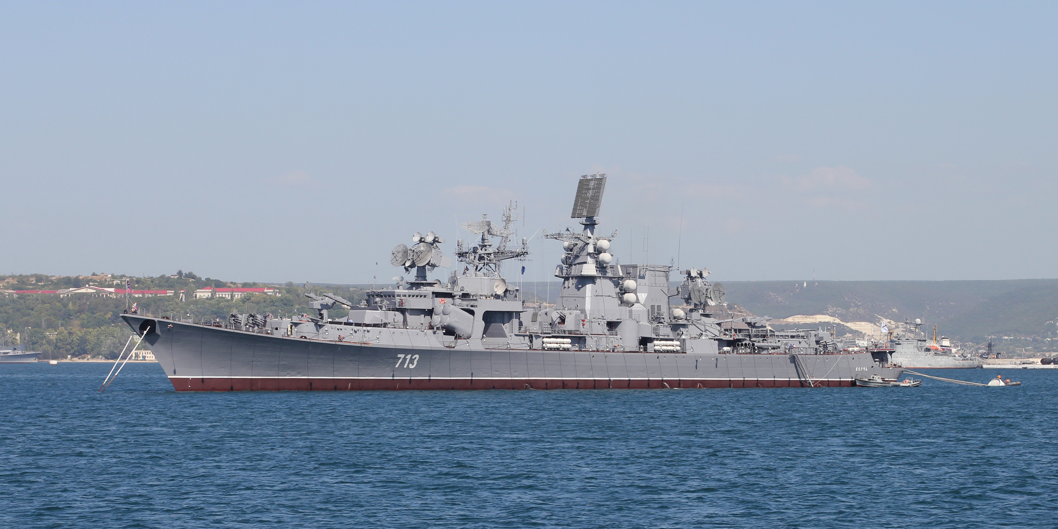 база северного флота