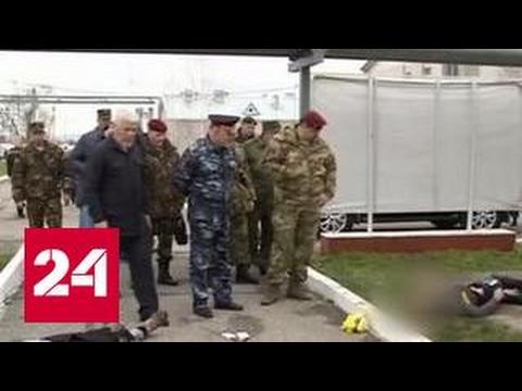 казнь русских солдат в чечне
