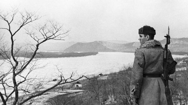 даманский конфликт 1969