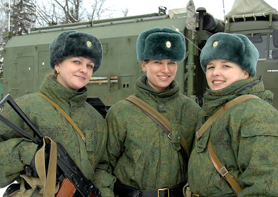 женские войска