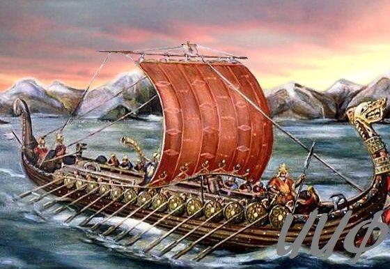 как назывались корабли викингов