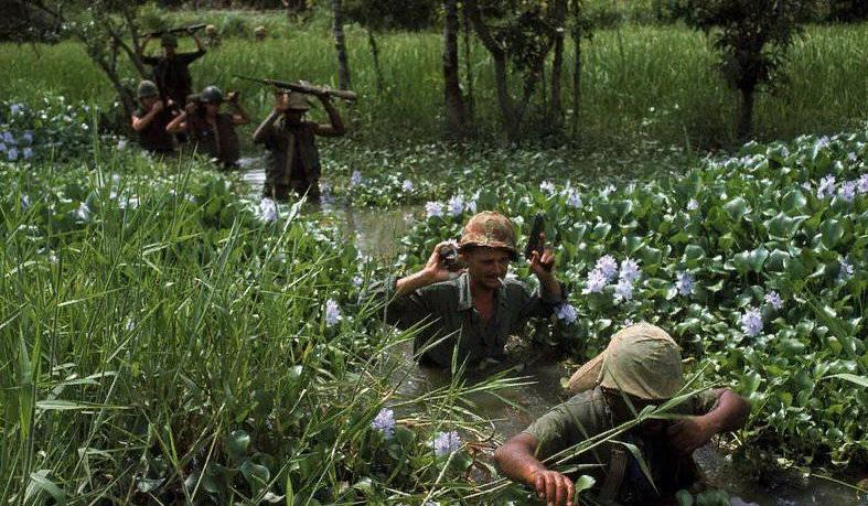 ловушки вьетнамских партизан