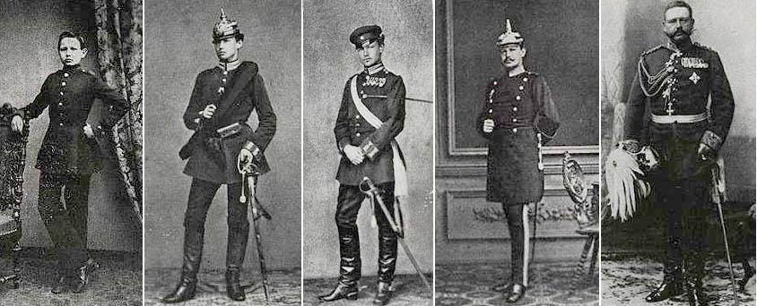 генерал фельдмаршал гинденбург был верховным главнокомандующим