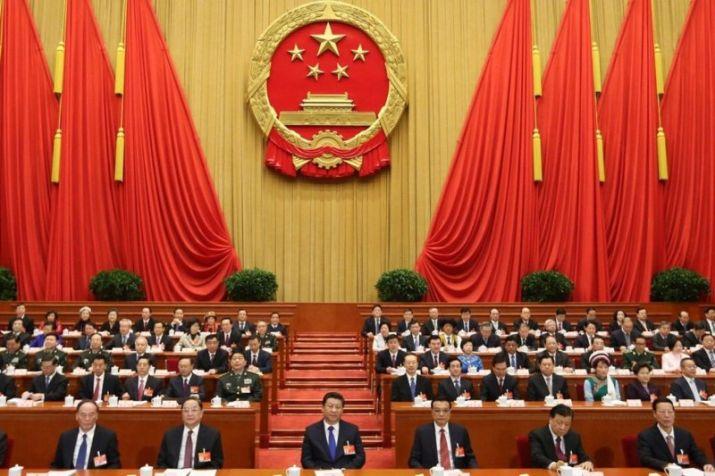 лидер коммунистической партии китая