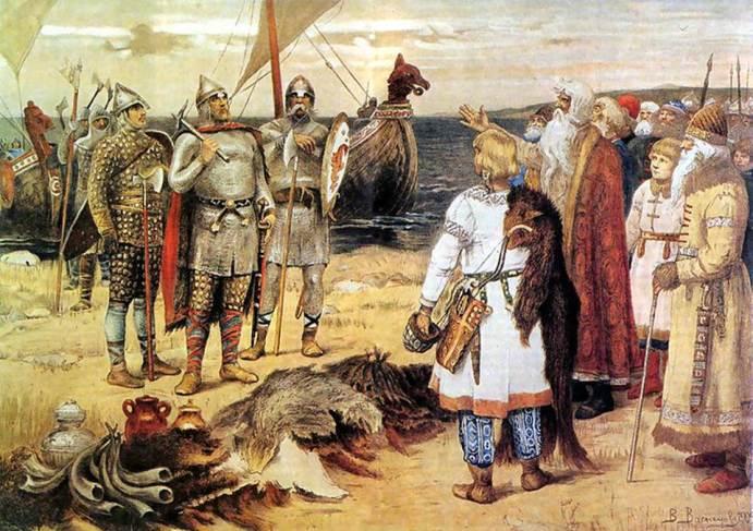 русско византийская война 907 года