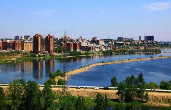 крупные города южной сибири