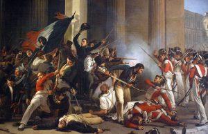 франция в первой половине 19 века кратко