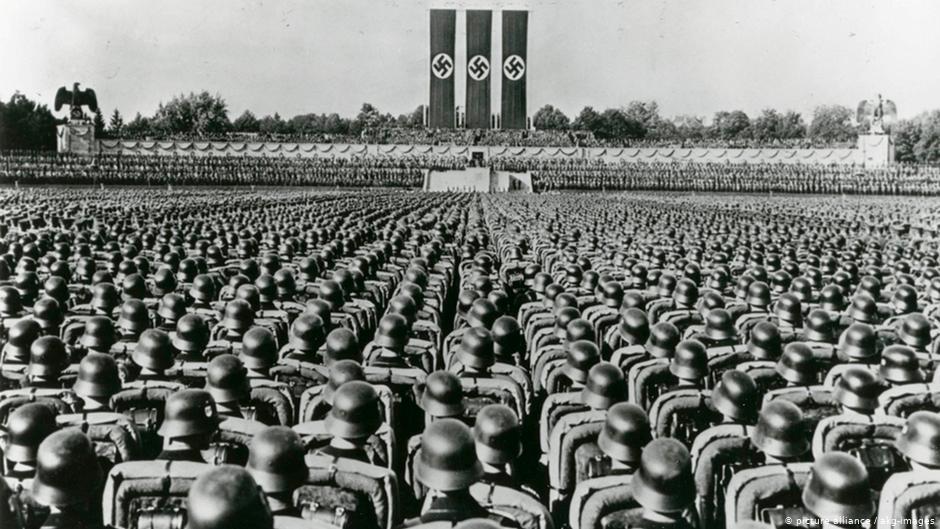 лидер фашистов в германии