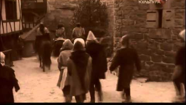 детский крестовый поход кратко