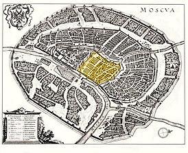 москва история города