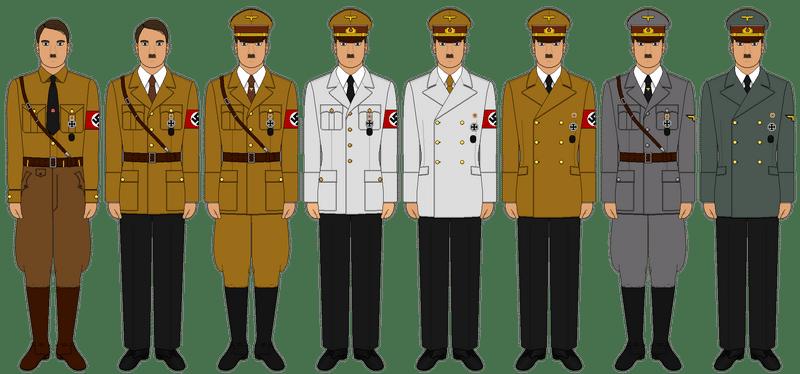 форма офицера вермахта