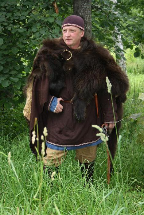 народная одежда украины