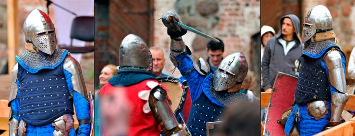 рыцарские турниры средневековья