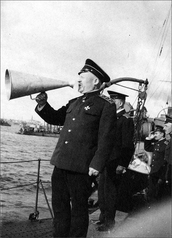 адмирал эссен биография