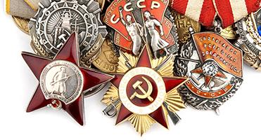 высшая солдатская награда великой отечественной