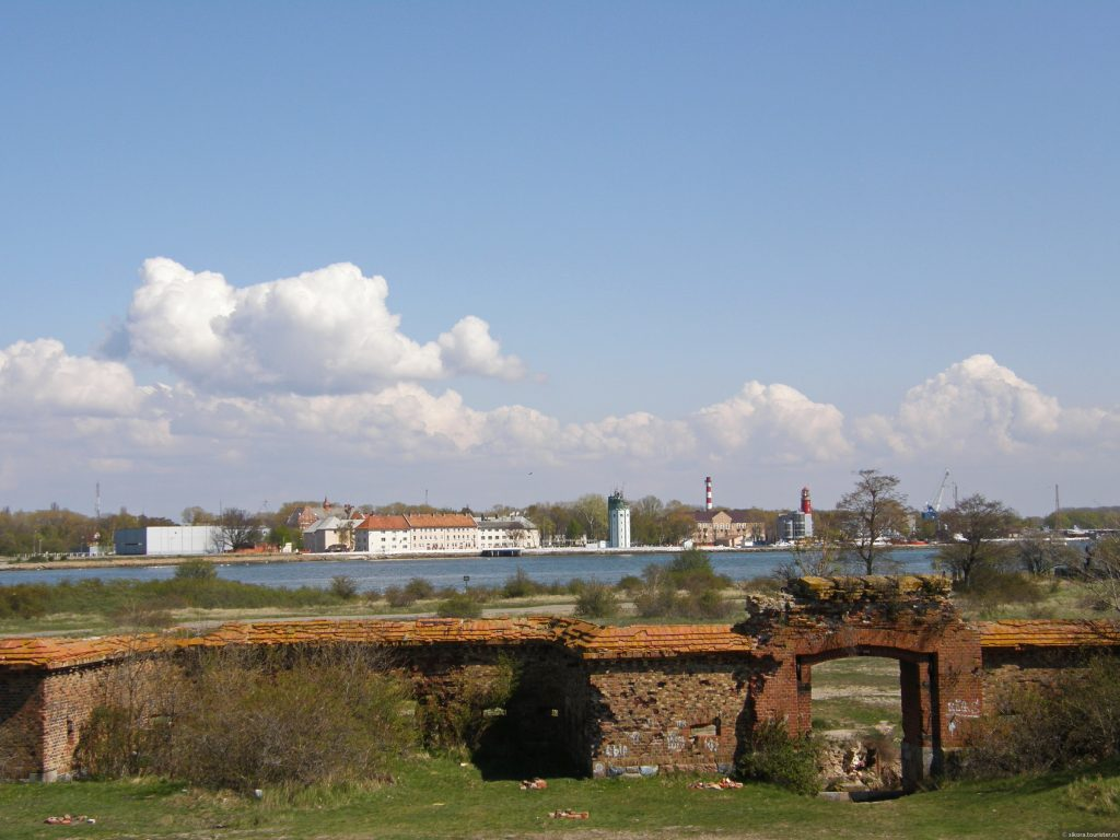 порт пиллау