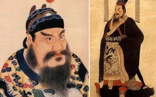 империя цинь в китае