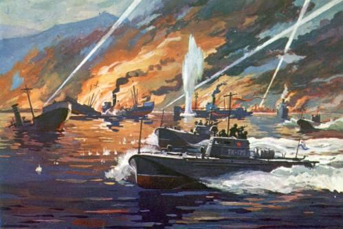 создание военно морского флота