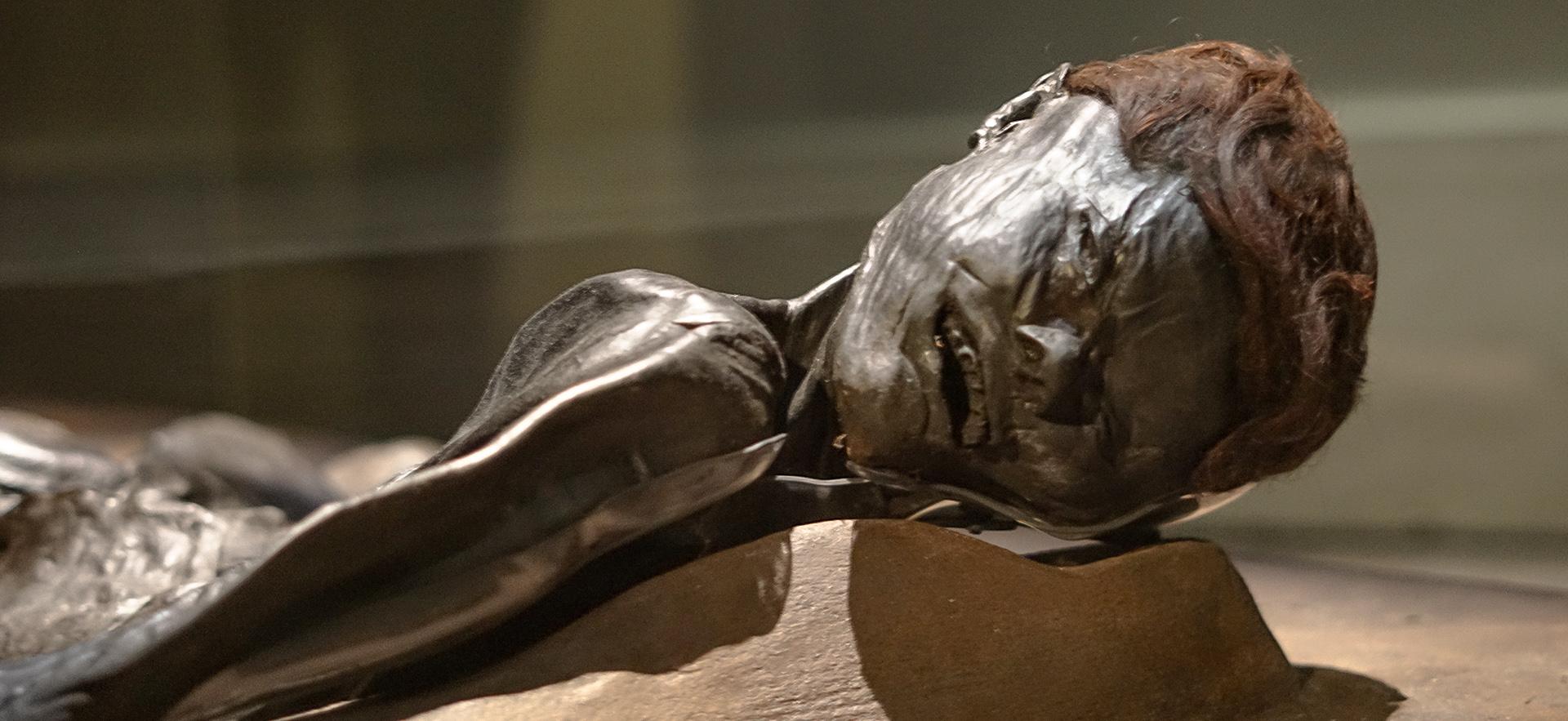 человек из гроболла