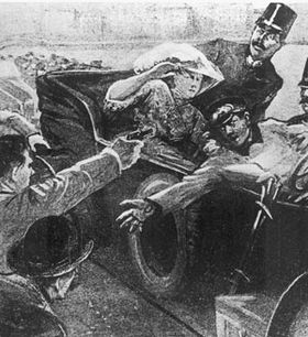 убийство франца фердинанда