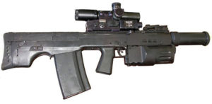 гладкоствольный пистолет для самообороны