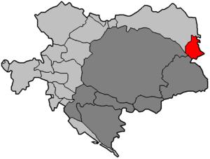северная буковина на карте