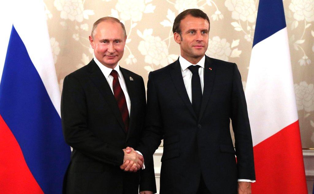 французские президенты список