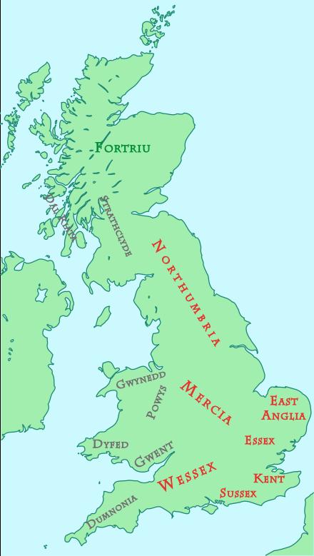 кто такие англосаксы и откуда они взялись