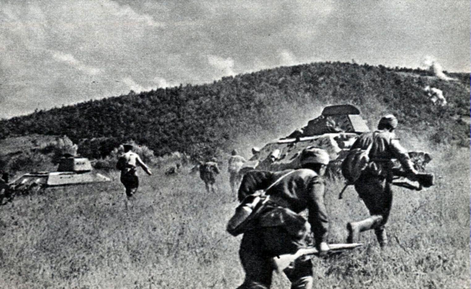 краснодарский край в годы великой отечественной войны