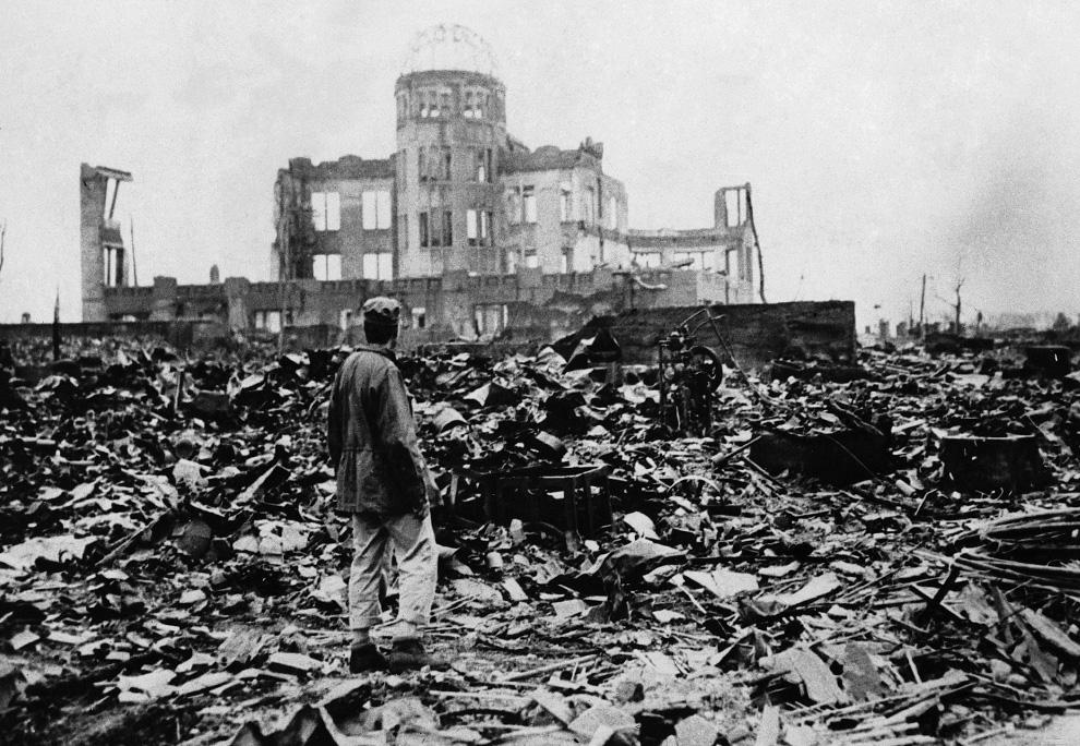 взрыв атомной бомбы фото