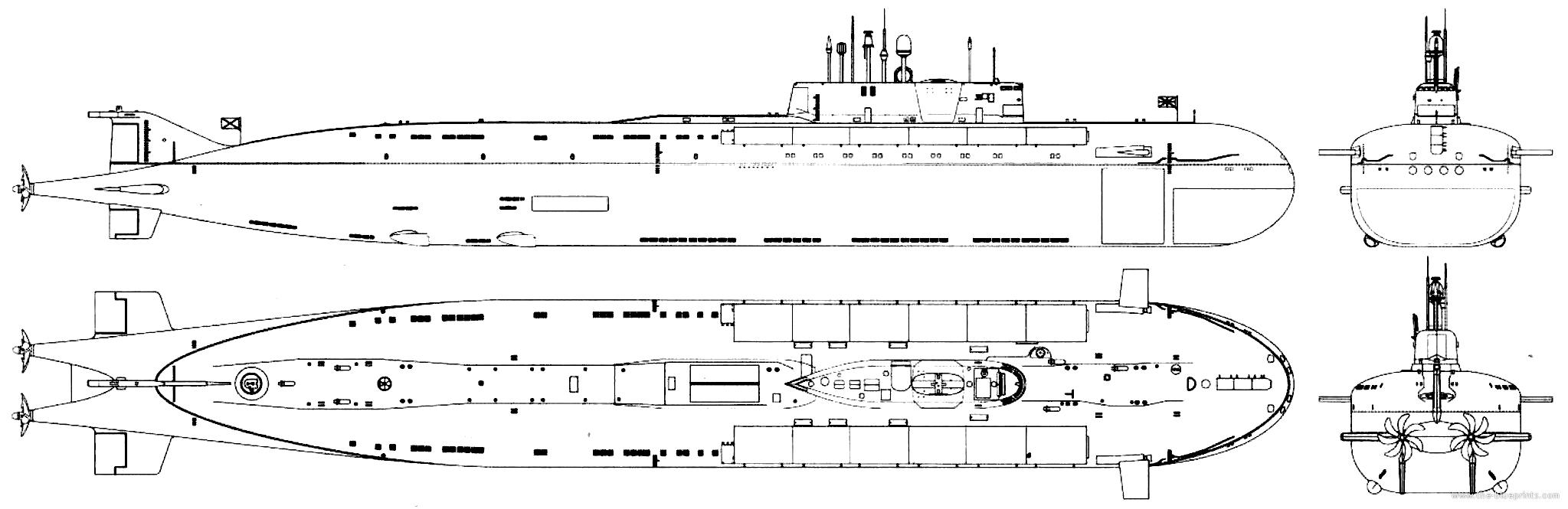 проект 949а