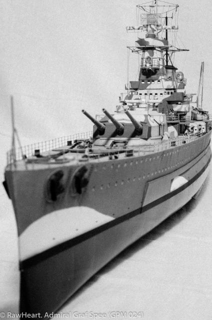 граф шпее корабль
