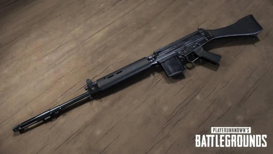 м416 оружие