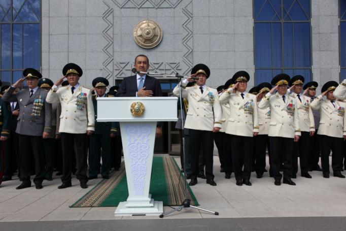 комитет национальной безопасности рк