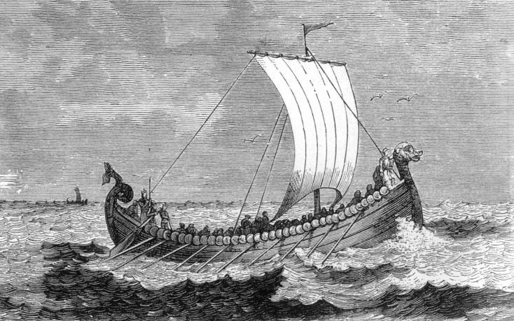 викинги кто такие и откуда история
