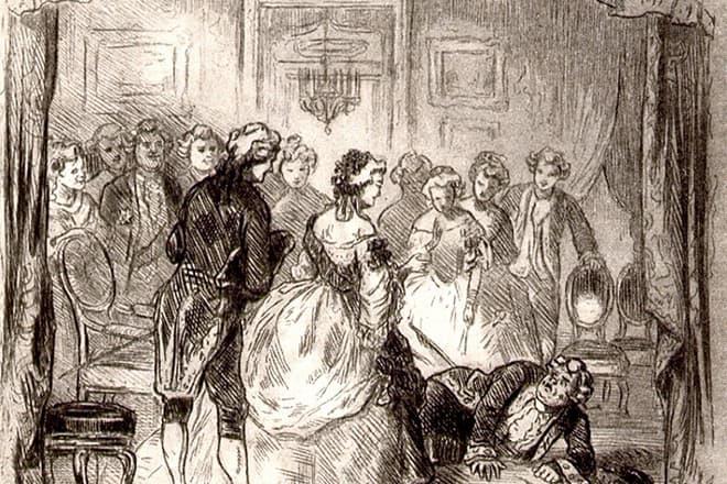 убийство грибоедова история