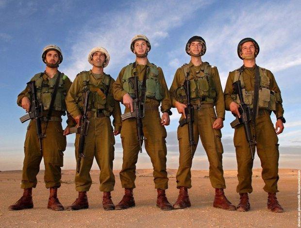 еврейская армия