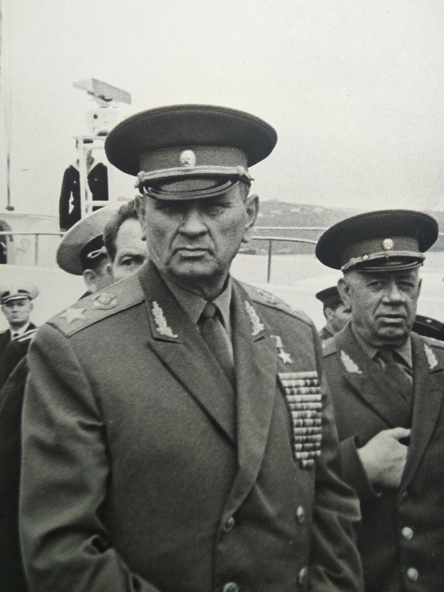 гречко министр обороны ссср биография