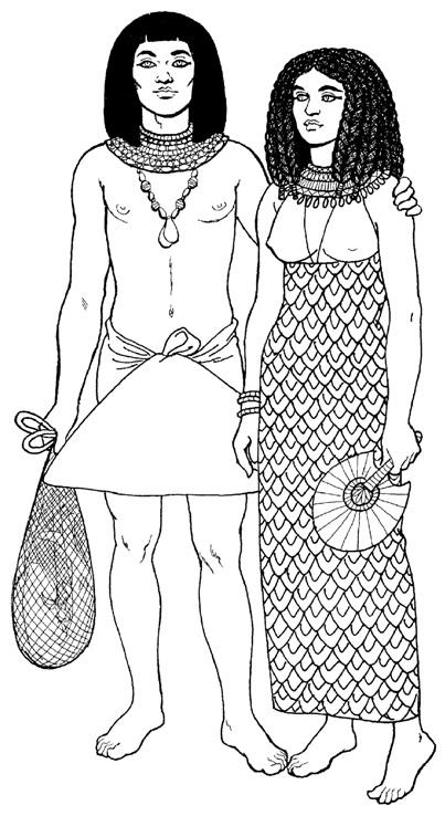 одежда земледельца