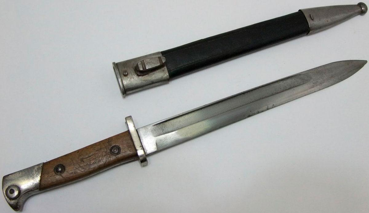 штык ножи второй мировой