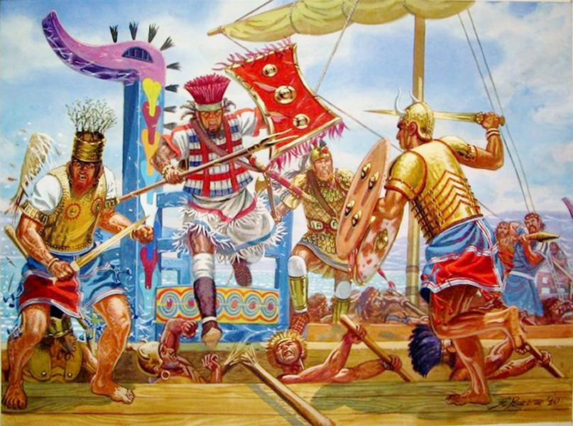пехотинец в древнем египте определение