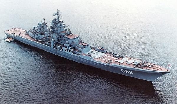 крейсер петр