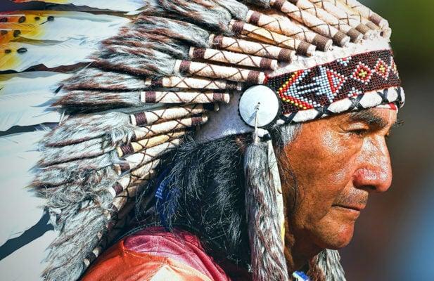 резервация индейцев в сша
