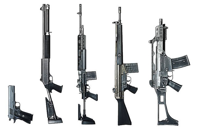 правила хранения оружия и боеприпасов дома